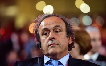 ФИФА търси 2 милиона франка от Мишел Платини