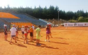 """AES България Тенис Звезди"""" гостува в Стара Загора"""