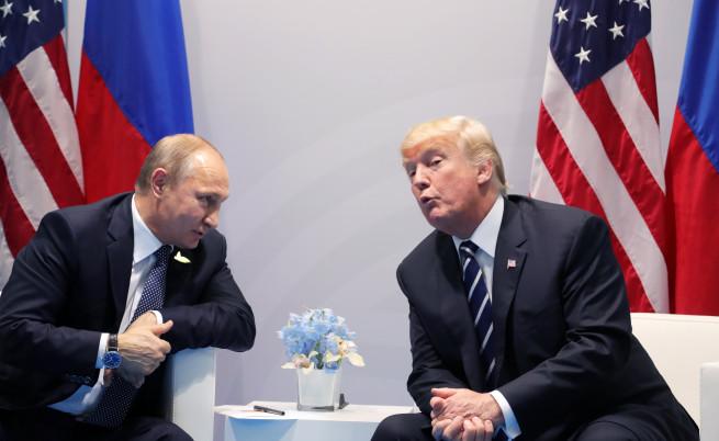 Путин и Тръмп са имали втора, тайна среща