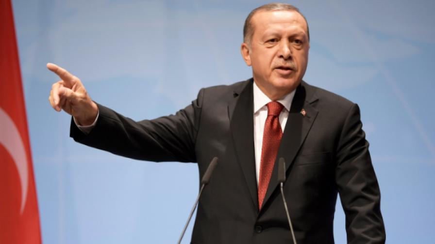 Ердоган с нова заплаха към Европа (видео)
