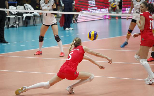 Женски национален отбор по волейбол източник: LAP.bg