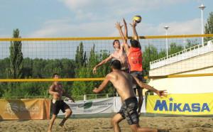 Филипов и Христов се върнаха с титла от Beach Volley Mania в Козлодуй