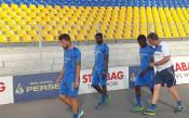 Последната открита тренировка на Левски преди Хайдук<strong> източник: Валентин Грънчаров/Gong.bg</strong>