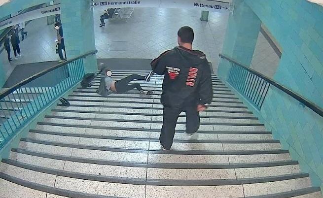 Новото нападение в берлинското метро