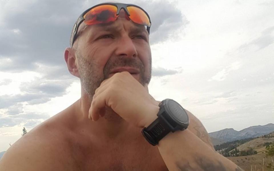 Българин завърши най-тежкото състезание по бягане в света