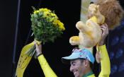 Фруум сдаде жълтата фланелка на Тур дьо Франс