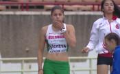 Рекордьорката Начева се класира за финала в Найроби