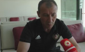 Белчев за старта на ЦСКА: Щом има напрежение, значи има цели