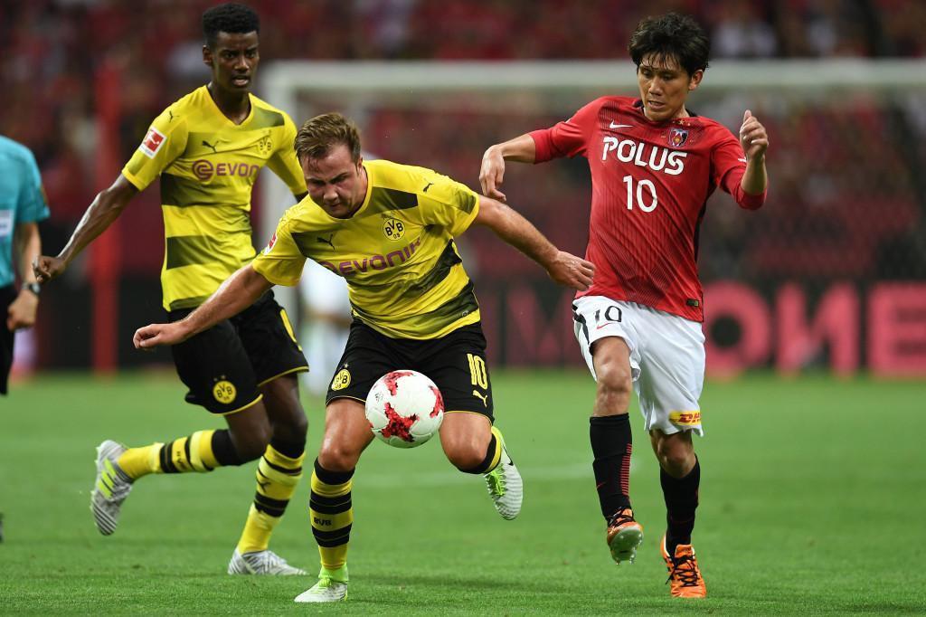 Урава Редс - Борусия Дортмунд 2:3<strong> източник: Gulliver/Getty Images</strong>