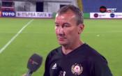 Белчев: Когато не биеш в първия мач, това си е фалстарт