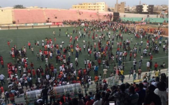 Сенегал източник: Twitter@JournaldeDakar