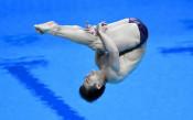 Пън защити титлата си в скоковете във вода от 1-метров трамплин