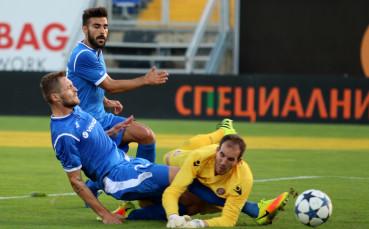 Битката между Левски и Хайдук в снимки