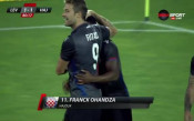 Хайдук изравни на Левски