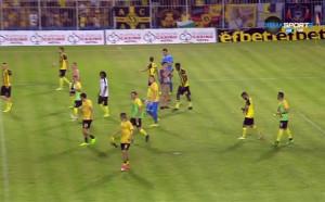 Жълто-черна радост за Ботев в Бургас