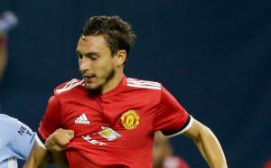 Единственият италианец в Юнайтед: Щастлив съм тук