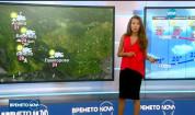 Прогноза за времето (22.07.2017 - централна емисия)