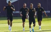 Sport.es разкрива какво си казали Меси, Пике, Суарес и Неймар