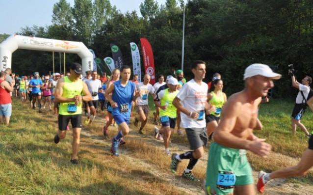 Лудогорски маратон източник: Радка Минчева