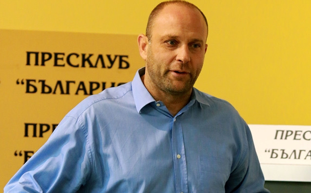 Тити Папазов<strong> източник: LAP.bg</strong>