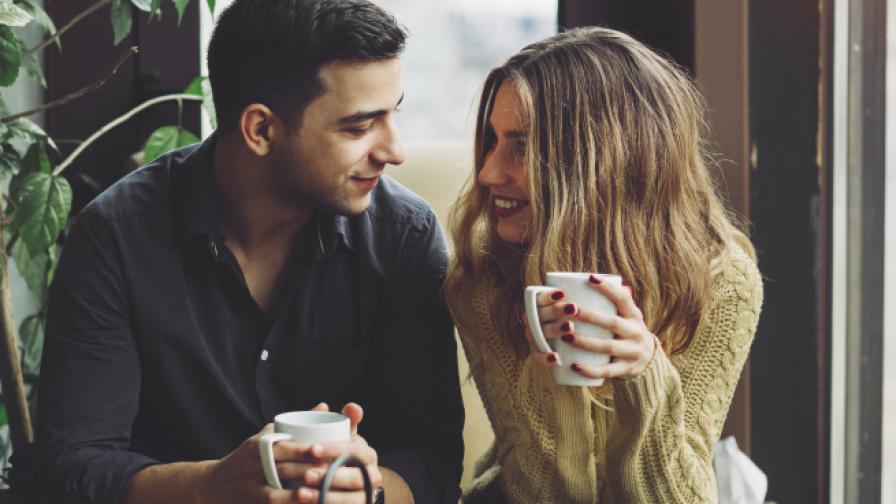 Какво гледа мъжът в една жена, когато я харесва