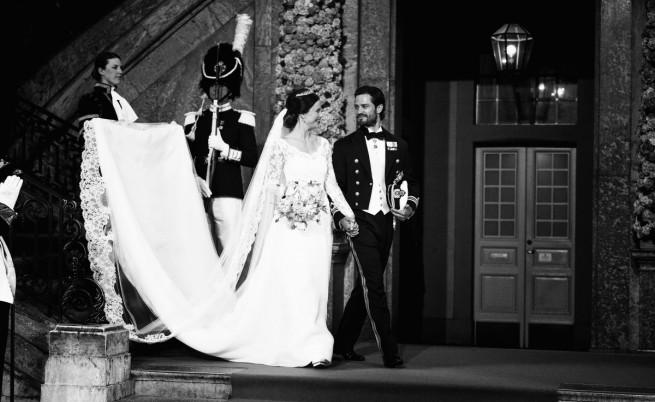 13 жени и техните кралски булчински рокли