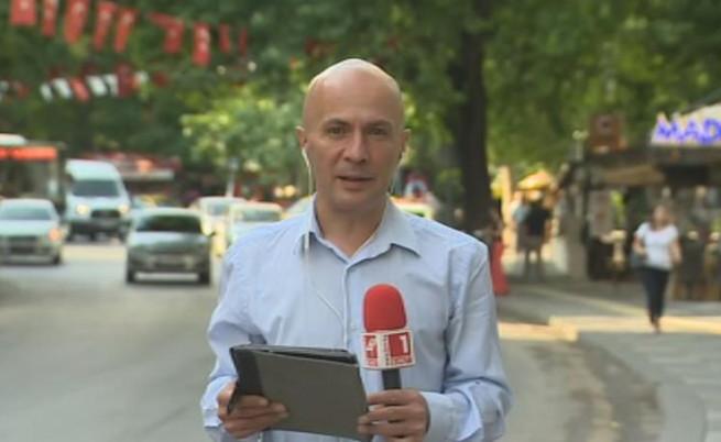 Нападнаха журналиста Иво Никодимов в Борисовата градина