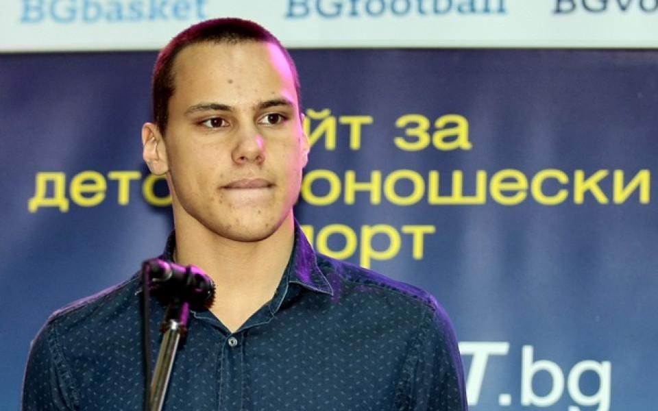 Антъни Иванов осми във финала на Световното в Будапеща