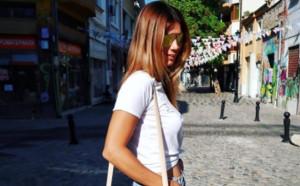 Цвети Пиронкова се любува на Пловдив