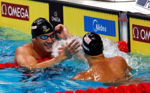 Американецът Дресъл смаза конкуренцията на 100 метра свободен стил