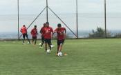 Тренировка на ЦСКА в Пловдив<strong> източник: CSKA.BG</strong>
