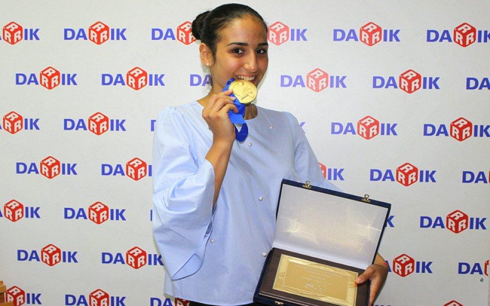 Еврошампионката Йовкова на 1/16-финал срещу японка в Панагюрище