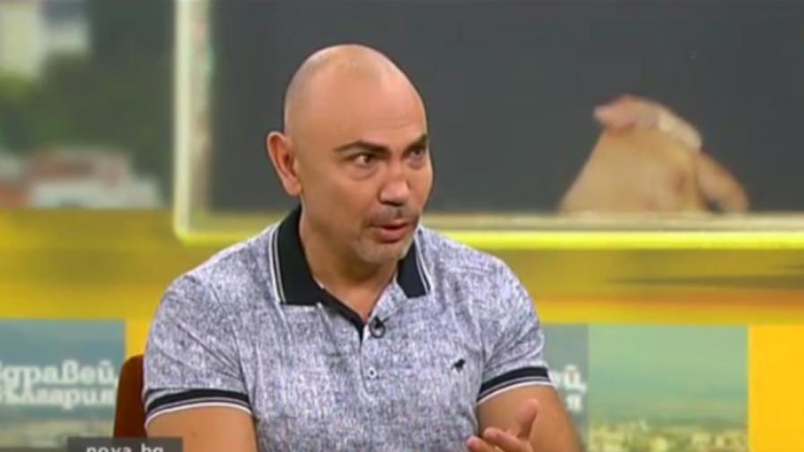 Росен Петров: Много кръв сме дали за Македония