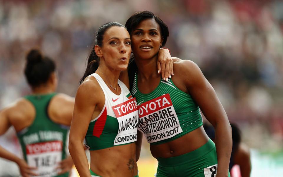 Ивет: 100-те метра са само загрявка за бягането на 200 метра