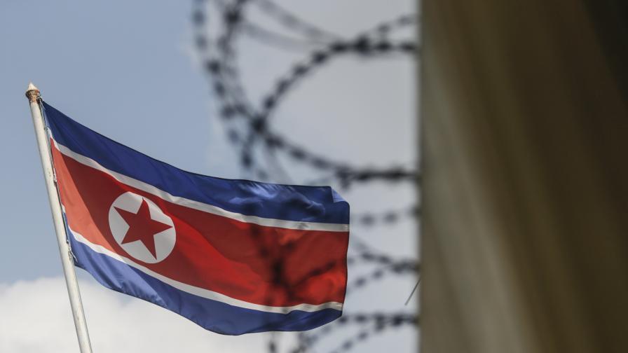 <p>Какво става, Северна Корея превзе руски кораб</p>
