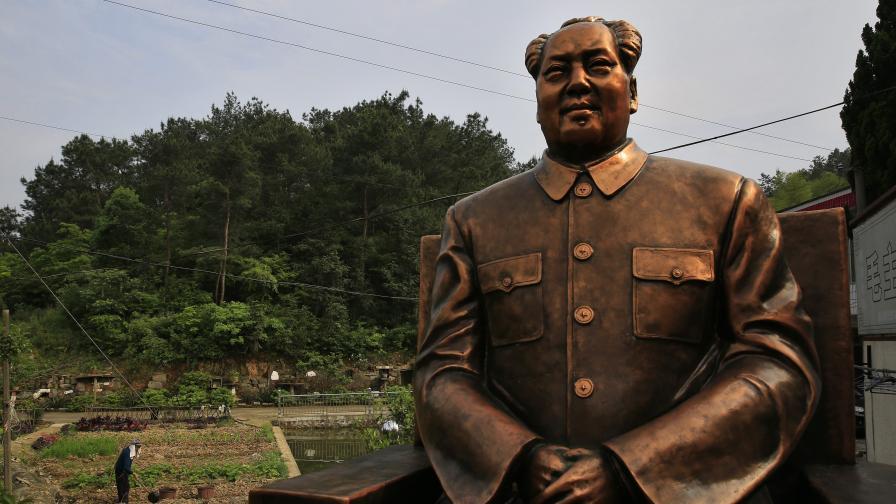 Най-големият масов убиец в историята на света