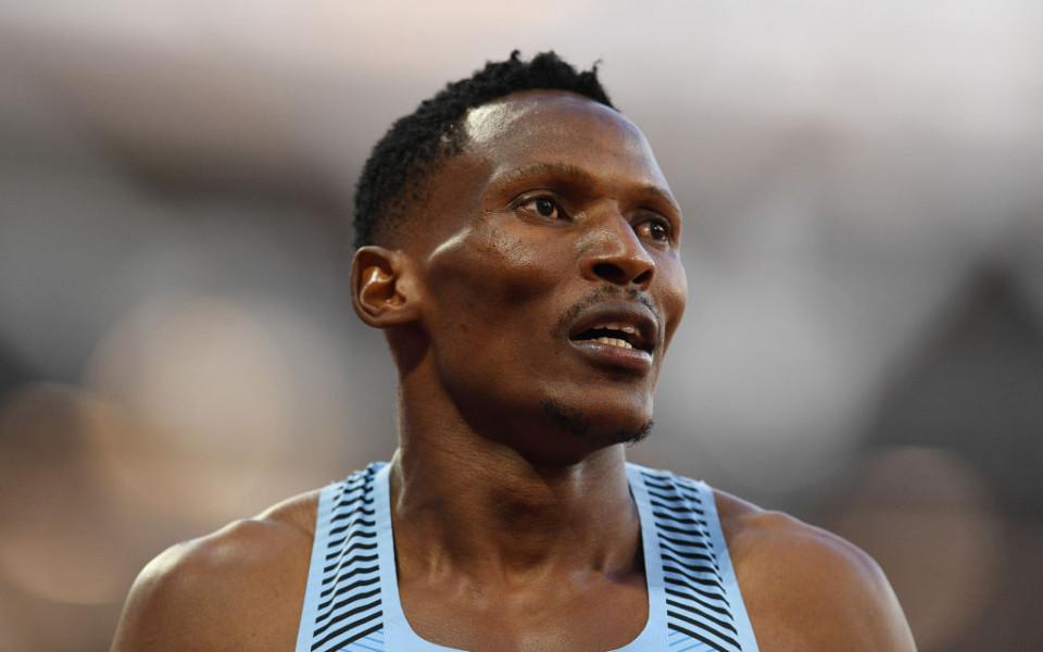 Сагата в Лондон продължава: Макуала ще бяга на 200 метра
