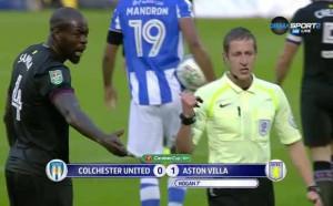 Астън Вила прескочи първия кръг за Купата на Лигата