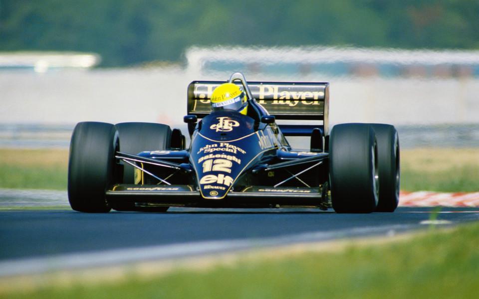 Паметният пробив на Формула 1 отвъд