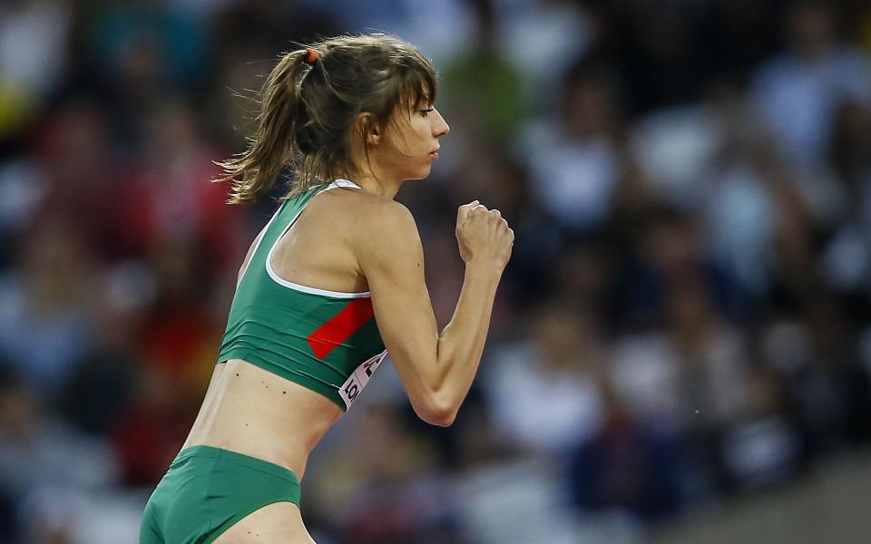 Отлично: Мирела Демирева на финал на Световното!
