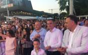 Концерт във Варна заради Международния ден на младежта<strong> източник: Пресслужба на Министерство на спорта</strong>