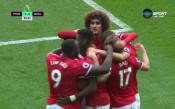 И Погба не остана назад, вкара четвъртия за Юнайтед