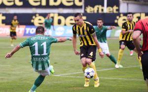 НА ЖИВО: Берое - Ботев Пловдив 0:0, греда за домакините