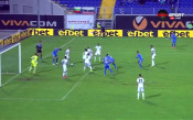 Левски - Дунав 0:0 /първо полувреме/