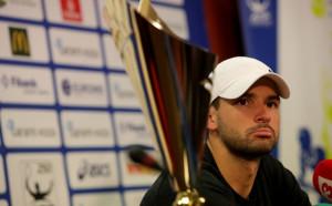 Григор запази позицията си в световната ранглиста