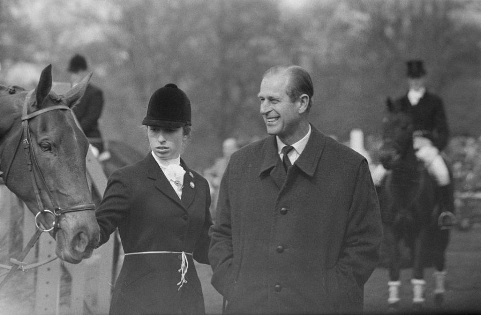 принцеса Ан елизабет кралица