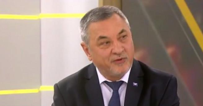 """""""Ние управляваме под формата на политическа полиция между ГЕРБ и"""