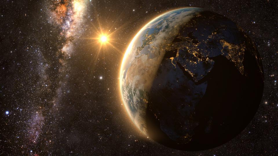планети космос