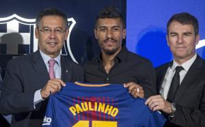 Няма фен на Барса, който да иска фланелка на Паулиньо