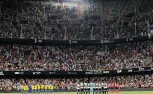 Валенсия започна с победа сезона в Ла Лига